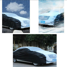 Universal Full Car Cover Indoor Outdoor PEVA Sun Shade Rain Dust Snow Protector