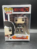 NEU /& OVP Funko POP Rocks Nr Mötley Crüe: Tommy Lee 73 -