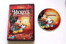 Mickey's Once Upon a Christmas (2006) Walt Disney Studios  DVD