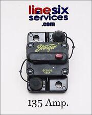 135 AMP DC CIRCUIT BREAKER - Same as Blue Sea - Bussman