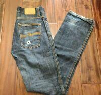 Nudie Slim Jim Jeans Men's 30 Waist 33 Inseam