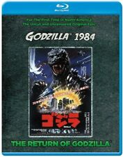 The Return Of Godzilla [New Blu-ray] Anamorphic, Subtitled