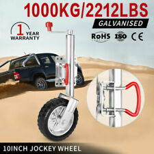 Swing Up Jockey Wheel
