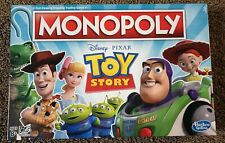 New Monopoly - Toy Story Board Game