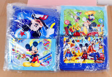 Lot 12 pcs mickey Cartoon Wallet Change Pocket Purse for Children Christmas gift