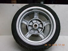 cerchio ruota posteriore per kymco xciting 250 i 2007 2008