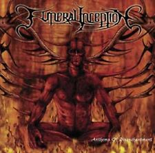 FUNERAL INCEPTION - Anthems Of Disenchantment CD (Warpath, 2002) *rare OOP