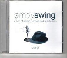 (HO76) Simply Swing, Disc 1 only - 2005 CD