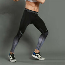 Men Leggings GYM Compression Pants Running PRO Sports GYM Tight trousers