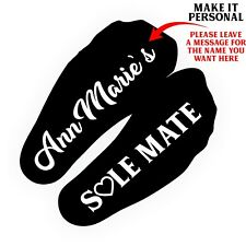 Personalised Novelty Soul Mates SOCKS Husband Wife Him Her Partner Gift Printed