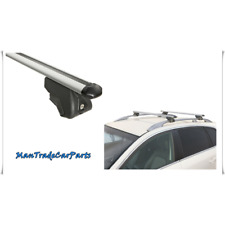 KIT COPPIA BARRE PORTATUTTO EASYONESW ALUM RAILING FIAT PANDA 312 CROSS 2014->