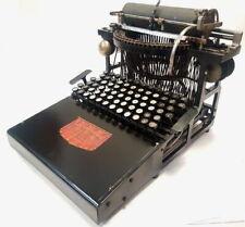 Antigua maquina escribir CALIGRAPH nº2 rare ANTIQUE typewriter Schreibmaschine