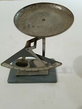 Old vintage Hamilton Penny Weights Metal Scale Works Model 35-P