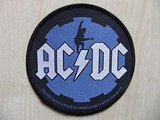 Aufnäher - Patch - AC/DC - Angus Cog - Airbourne - Krokus - Bullet - Dio