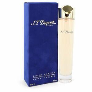 401745      St Dupont Perfume By  ST DUPONT  FOR WOMEN  3.3 oz Eau De Parf