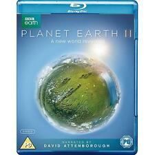 BRAND NEW!! Planet Earth II A New World Revealed (Blu-ray)  Planet Earth 2