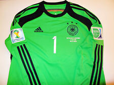 Nuevo dfb Alemania portero-camiseta Germany camisa WM Finale 2014 M, L, XL