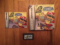 Rocket Power: Dream Scheme (Nintendo Game Boy Advance, 2001) Complete In Box