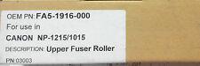 CANON FA5-1916-000 RULLO FUSORE SUPERIORE NP1215-NP1015 COMPATIBILE
