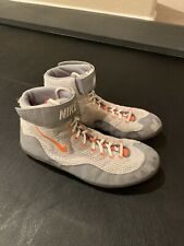 Nike Inflict 3 (Platinum / Orange / Grey) 10.5