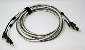 Moving Air ABBEY ROAD reference speaker cable (2 metre pair)