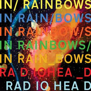 Radiohead - In Rainbows Album Cover Poster Giclée Print