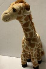 "Toys R Us Geoffrey Giraffe Poseable Large 19"" Plush Stuffed Toy 2002 Huge Rare"