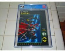 SPAWN BATMAN 1992 CGC 9.8 TODD MCFARLANE FRANK MILLER DC IMAGE TEAM-UP CROSSOVER