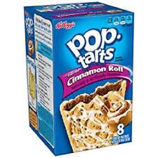 Kellogg's Pop Tarts Frosted Cinnamon Roll 400g