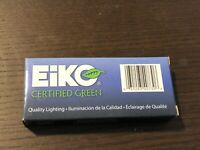 Box of 10 new Eiko #47 bulbs for Stereo Gear, Pinball Machines 6.3v .15A
