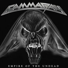 Gamma Ray - Empire Of The Undead (CD Standard Jewel Case Edition)