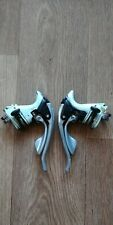 Vintage Campagnolo C Record 8Sp Shifters Used.