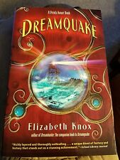 DreamQuake: Book 2 of the Dreamhunter Duet by Elizabeth Knox, 1st Edition, NEW