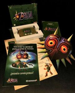 The Legend of Zelda Majora's Mask (PAL) Eur + Promo Nintendo / For collectors !!