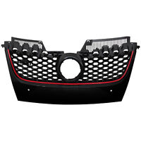 Sportgrill Grill Kühlergrill VW Golf 5 Bj. 03-09 GTI Look Optik Wabendesign