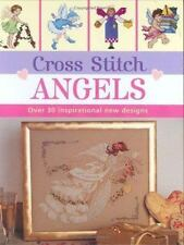 Cross Stitch Angels by David and Charles Publishing Staff (2004, Paperback)