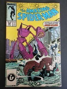 Marvel The Amazing SPIDER-MAN Comic Vol. 1. #292 Sept 1987