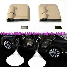 Wireless Ghost Shadow Projector LED Door Courtesy Welcome For V W Golf Jetta