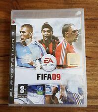 FIFA 09 Jeu Sur Sony PS3 Playstation 3 Neuf Sous Blister VF