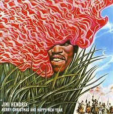 Merry Christmas and a Happy New Year [Maxi Single] [Single] by Jimi Hendrix (CD)