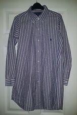 Vintage Ralph Lauren Shirt Dress 10/12