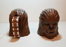 Exclusive Set~Disney Parks Hollywood~Chewbacca Stein Mug Cup~Bandolier Handles
