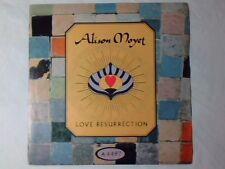 "ALISON MOYET Love resurrection 7"" ITALY YAZOO FESTIVALBAR 1984"