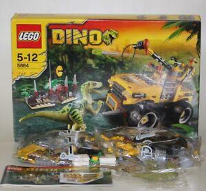 Lego Dino 5884 Jagd nach dem Raptor - B-Ware, Spielmaterial ungeöffnet