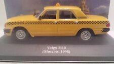 1/43 TAX086 VOLGA 3110, MOSCOW 1998 AMARILLO