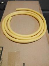 5 Feet 12 Id X 116 W X 58 Od Latex Surgical Rubber Tubing Amber Tube Usa