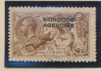 Great Britain, Offices In Morocco Stamp Scott #217, Used