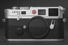 LEICA M6 TTL 0.85 silver chrome – UNUSED !