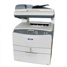 Farblaserdrucker. All-in-One-Gerät: Drucker + Scanner + Fax + Kopierer