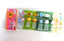 Animal Sauce Bottles(6 bottles)Bento Lunch Box Sauce case Pig,Giraffe,Lion